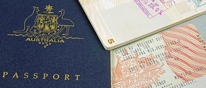 Australian Passport, Visa